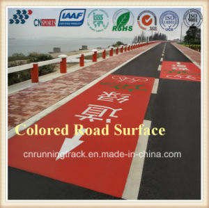 High-Performance Color Crystal Road Flooring for Indoor and Outdoor Surface pictures & photos