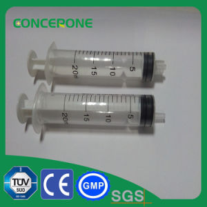 Cheap Disposable Syringe Made in China pictures & photos