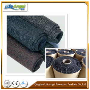 3-12mm Multipurpose Colorful EPDM Granules Rubber Rolls pictures & photos