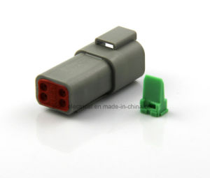 Dt Series 4pole Automotive Connectors with Plugs and Terminals Dt04-4p pictures & photos