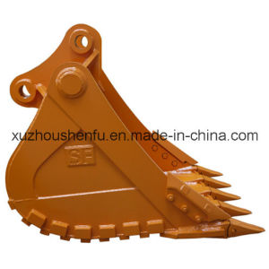 1.0cbm Excavator Rock Bucket Fit for Caterpillar Excavator pictures & photos
