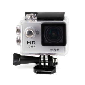 W9 HD 1080P 30fps 170 Degree Underwater WiFi Action Camera pictures & photos