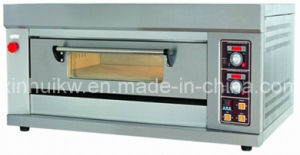 Stainless Steel Gas Pizza Oven (PR16) pictures & photos