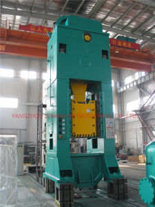 High Efficent New 400t Straight Side One Point Mechanical Press with ISO9001