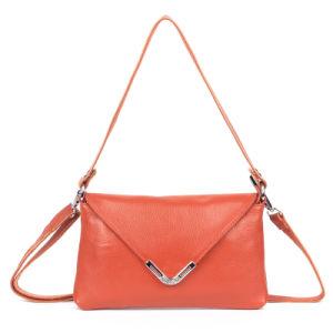 2014 Best Selling Style Leather Korean Shoulder Bag (XD140058)