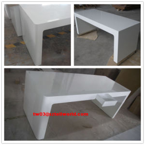 New Design White Office Desk for Sale pictures & photos