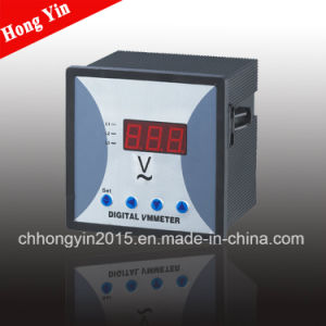 Novel Design Dm96-3u-1 Digital AC Voltmeter pictures & photos