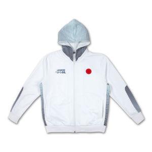 Men′s Cotton Pullover Sweatshirt with Print