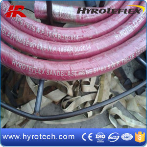 Red High Quality Sand Blasting Hose with Competitive Price pictures & photos