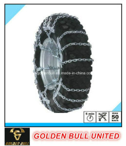 Type E Emergency Truck Snow Chains pictures & photos