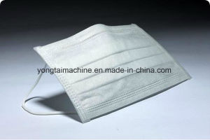 Fully Automatic Non Woven Sterile Mask Making Machine pictures & photos