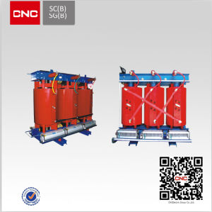 35kv and Below Dry-Type Power Transformer (SC9, SG(B)) pictures & photos