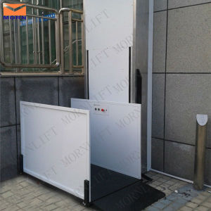 Vertical Lifting Platform with Cheap Price pictures & photos