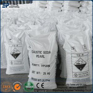 Qualitied Pearls Caustic Soda