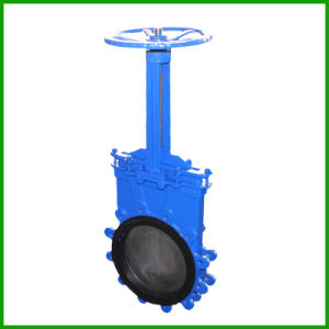 Manual Knife Gate Valve-Slurry Knife Gate Valve pictures & photos