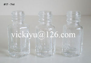 2~10ml Small Glass Cosmetics Bottles, Nail Oil Glass Bottles pictures & photos