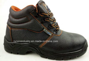 PU Sole Industry Safety Shoe Glt04 pictures & photos