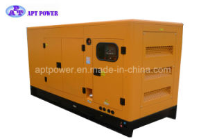 Low Noise Diesel Generator with Perkins Engine, Stamford Alternator pictures & photos