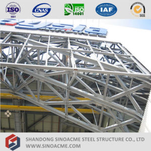 Large Span Metal Frame Aircraft Maintenance Hangar pictures & photos