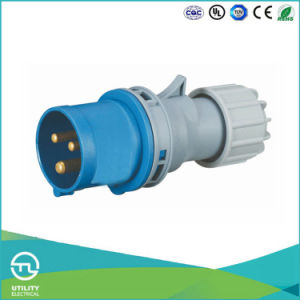 Utl Uz-248 Industrial Plug IP44 16A 230V Female Socket Connector pictures & photos