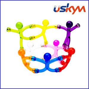 Bendable Magnetic Toy/DIY Q-Man Mini Flexible Magnets pictures & photos