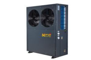 Extramely Cold -25c Winter Floor Heating Split Evi Tech. 12kw 19kw Hot Water Heater Air Source Heat Pump pictures & photos