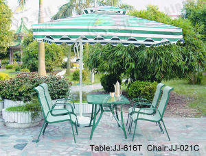 Textilene Mesh Fabric, Outdoor Furniture (JJ-616T, JJ-021C) pictures & photos