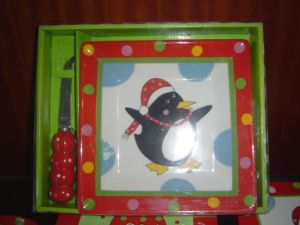 Ceramic Square Tray Hand Painted Tray pictures & photos