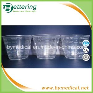 Disposable PP Plastic Transparent 30ml Medicine Cup pictures & photos