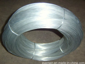 High Quality Hot Dipped Galvanized Iron Wire of Different Gauge pictures & photos