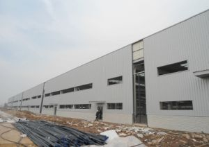 Prefabricated Steel Construction Buildings for Warehouse pictures & photos