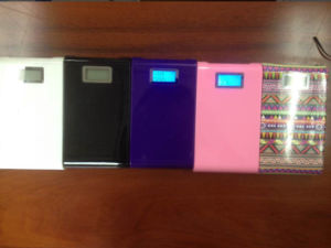 10000mAh Portable Mobile Power Bank for Mobile Phone