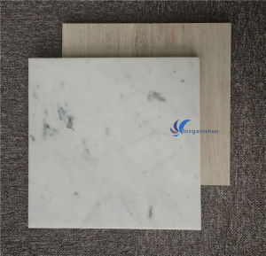 Polished Natural White Carrara Marble pictures & photos