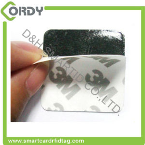 silkscreen printing 13.56MHz RFID MIFARE Classic 1K sticker label pictures & photos