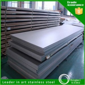 Wholesale 201 304 430 316 2b Finish Stainless Steel Sheet at Lowest Price pictures & photos