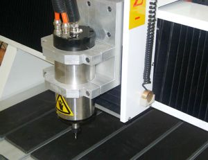 High-Precision CNC 5-Axis Grinding Machine with SGS Certification for Drill pictures & photos