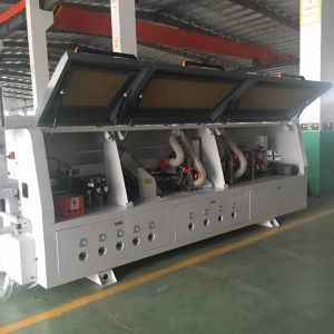 PVC Semi Automatic Edge Banding Machine for Sale with Thailand Sourcing Agent pictures & photos