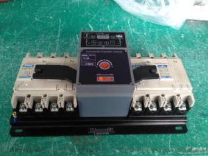Building Dual Power Automatic Transfer Switch pictures & photos