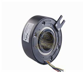 Small-Scale Excavator Slip Ring Units 38.2mm Outside Diameter 500 Rpm, Light Weight