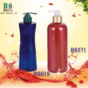 Shampoo Packaging Pet Plastic Bottle pictures & photos