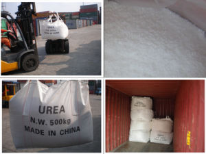 Urea (46) with SGS Certificate on Heavy Metal pictures & photos
