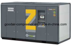 Efficiency Oil Free Rotary Screw Air Compressor pictures & photos