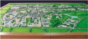 Architectural Scale Model, Landscape Planning Model of Changxing City (JW-182) pictures & photos