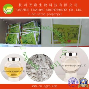 Price Preferential Herbicide Clodinafop-Propargyl (96% TC, 80g/L, 240g/L EC, 15% WP) pictures & photos