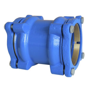 Ductile Iron Joint Used for PE Pipe pictures & photos