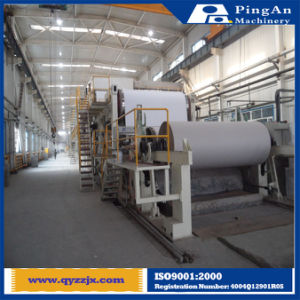 High Speed Coated Whiteboard Paper Making Machine