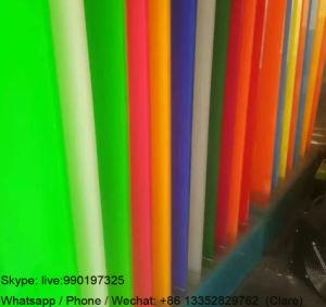Virgin Color Acrylic Plastic Sheet for Building Decoration pictures & photos