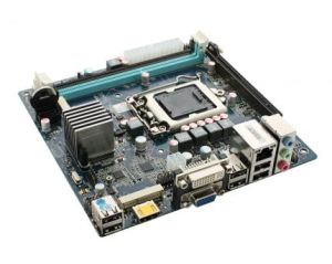Min Itx Mother Board Supports Intel® Socket 1155 Sandy Bridge Core™ I7 / I5 / (PT-H61) pictures & photos