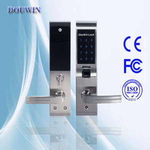 Douwin Fingerprint Lock for Door pictures & photos