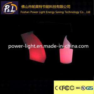 Rechargeable Illuminated Plastic LED Direction Lamp pictures & photos